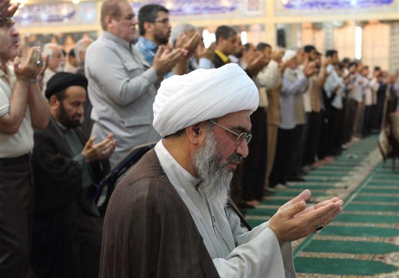 نماز عید سعید فطر بوشهر به روایت تصویر