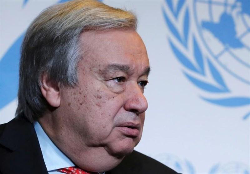 واکنش دبیرکل سازمان ملل به ابتکار صلح انصارالله