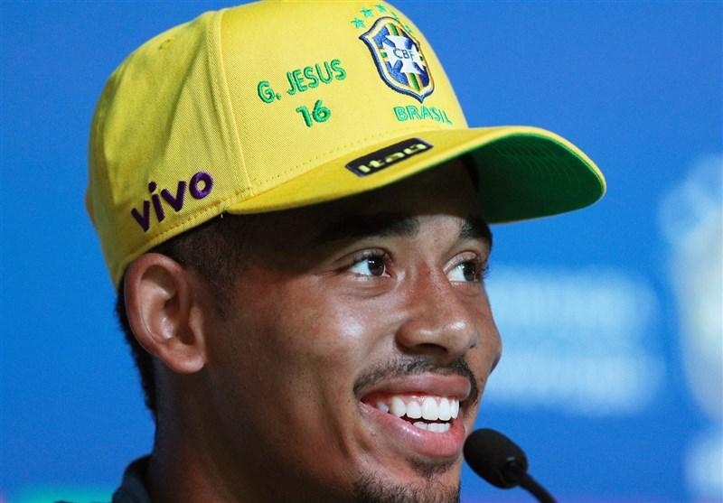 جام جهانی 2018|ژسوس: آقای گلی جام؟ روی کمک به برزیل تمرکز کردهام