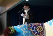 تکرار/گزیدهای از مهمترین بیانات رهبر انقلاب در خطبههای عید فطر + فیلم