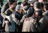 دیدار اعضای گروه تواشیح محمد رسول الله(ص) با سردار سلیمانی+ عکس