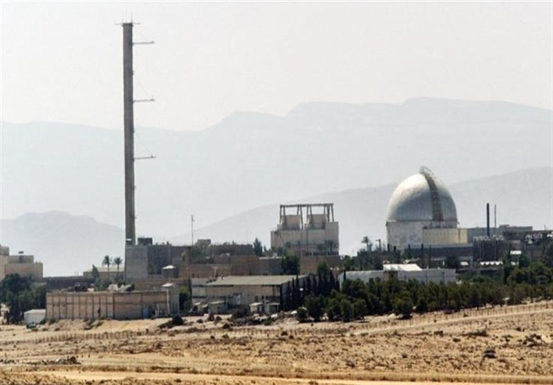 Area near Israel's Dimona Military Nuclear Facility Hit by Syrian Missile