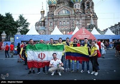 As: 15 Bin Futbol Hayranı, İran'ı İspanya'ya Karşı Destekliyor