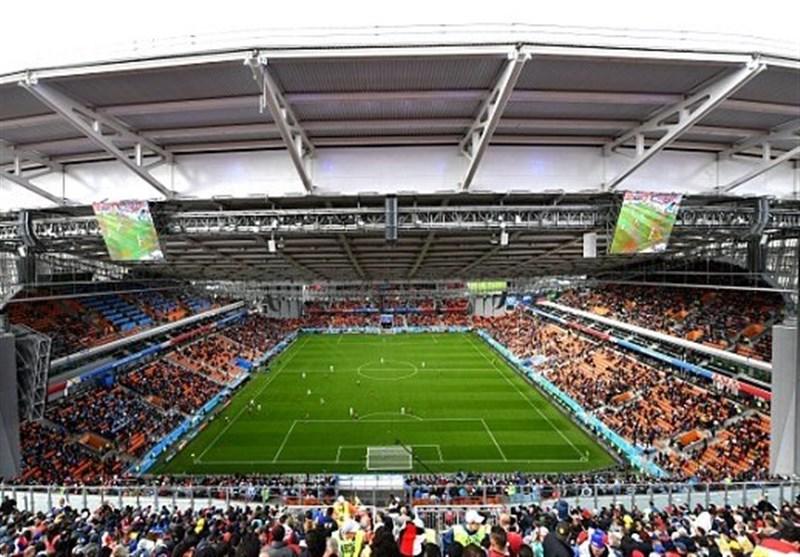 جام جهانی 2018| توضیح فیفا درباره صندلیهای خالی بازی مصر و اروگوئه