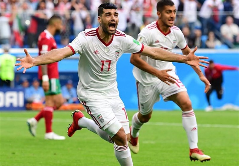 World Cup: Iran Beats Morocco in Injury Time