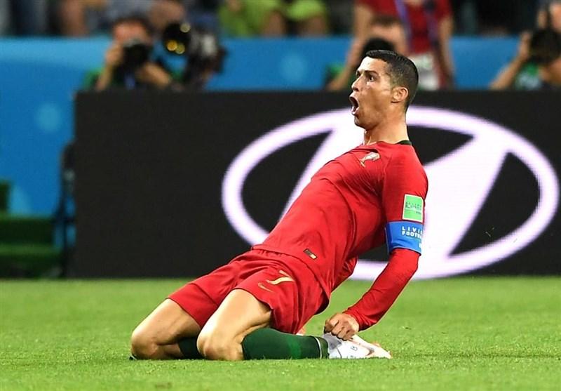 جام جهانی 2018| تساوی پرتغال و اسپانیا در شب هتتریک رونالدو/ ایران صدرنشین گروه مرگ