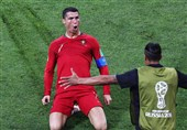 Cristiano Is Prone to Diving, Spain's Pique Says