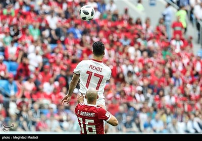 World Cup 2018: Morocco 0-1 Iran