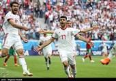 دیدار تیمهای ملی فوتبال ایران و مراکش - جام جهانی 2018 روسیه