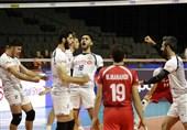 لیگ ملتهای والیبال پس از فوتبال، والیبالیستها هم به مردم عیدی دادند/ قهرمان جهان مقهور قدرتنمایی ایران شد + عکس