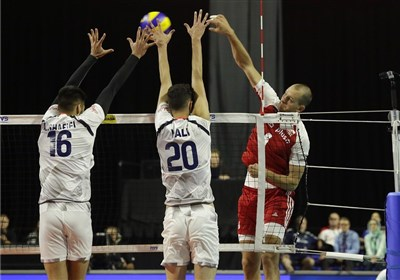 حریفان والیبال ایران در المپیک ۲۰۲۰ مشخص شدند