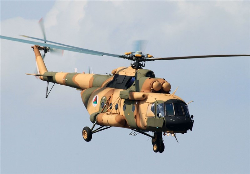 2 Killed in Military Helicopter Crash in Eastern Afghanistan: Gov't