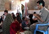 شکوه سخاوت و مهربانی برای درمان مردم روستاهای مرزی ذکری و گل نی در خراسان جنوبی