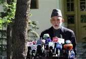 حامد کرزی: لویه جرگه سنتی با حضور طالبان راه حل مشکلات افغانستان است