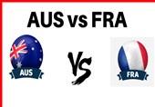 جام جهانی 2018| اعلام ترکیب تیمهای ملی استرالیا و فرانسه