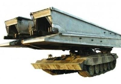 تصاویر | ایران کا جدید ٹیکنالوجی سے لیس ٹینک جو اپنے لئے پل بناتا ہے