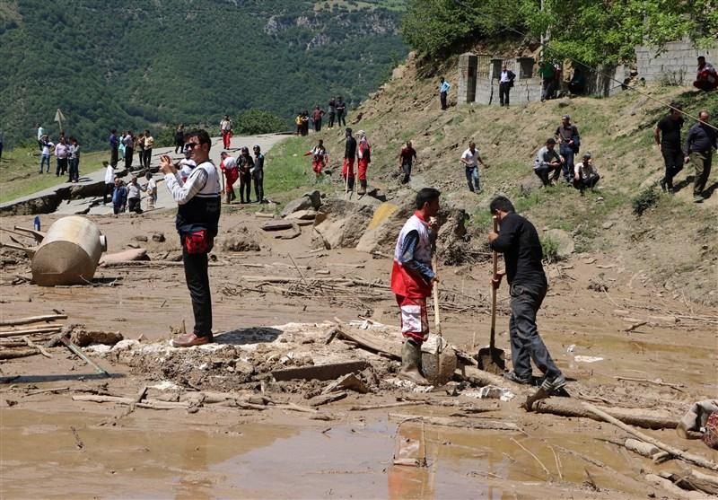 1397032616295331414451464 - تکذیب کشته شدن ۸ نفر/ عملیات نجات مفقودین ادامه دارد+تصاویر