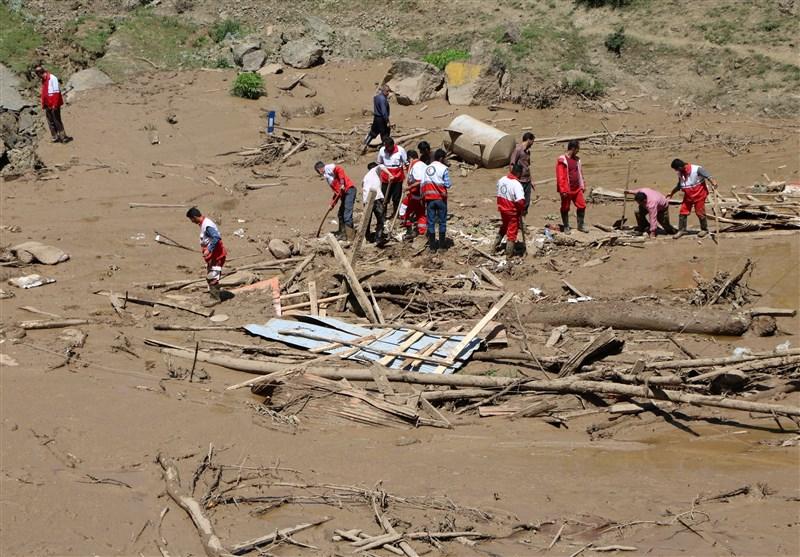 1397032616400218814451504 - تکذیب کشته شدن ۸ نفر/ عملیات نجات مفقودین ادامه دارد+تصاویر
