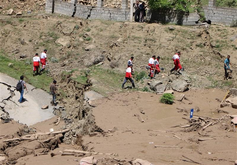 1397032616522076314451794 - تکذیب کشته شدن ۸ نفر/ عملیات نجات مفقودین ادامه دارد+تصاویر