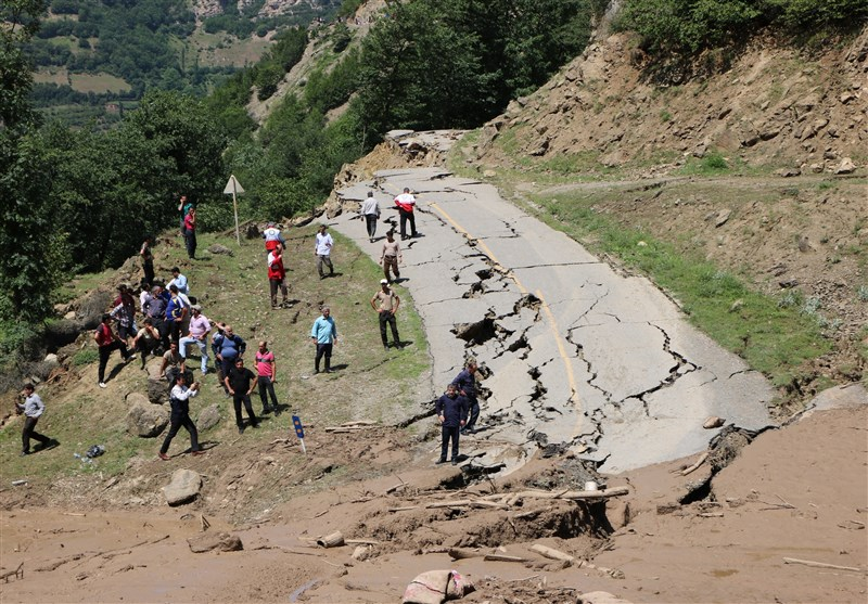 1397032617054596514451824 - تکذیب کشته شدن ۸ نفر/ عملیات نجات مفقودین ادامه دارد+تصاویر