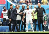 گزارش خبرنگار اعزامی تسنیم از روسیه| قدوس: بازی مقابل اسپانیا برای ما سخت و مهم است/ بابت انتخابم بسیار خوشحالم