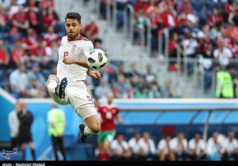 پورعلیگنجی: تیم ملی کمی از نظر مالی و برنامهای حمایت شود با همه رقابت میکند/ تفاوت بین جام ملتها و جام جهانی انگیزه و حس جنگندگی است