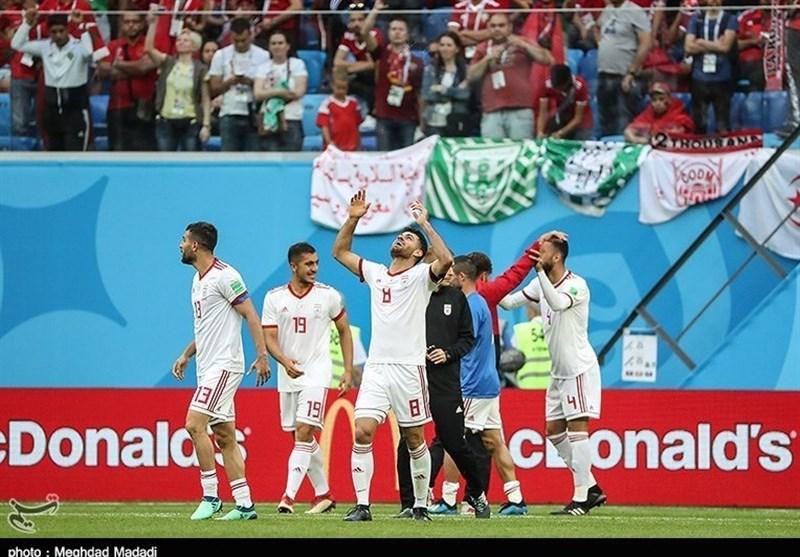 جام جهانی 2018  ایران - اسپانیا؛ شاگردان کیروش به دنبال سهم بیشتر از پازل شگفتیهای جام بیستویکم+برنامه روز هفتم