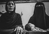 مشاهدات کارکنان صلیب سرخ از وضعیت عجیب یک شهر جنگی