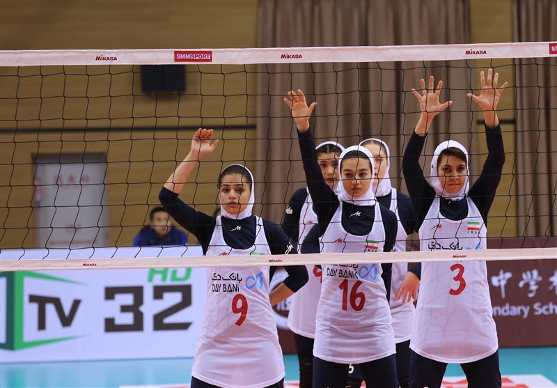 Iran's Women's Volleyball Team to Participate at Szeles Péter Memorial