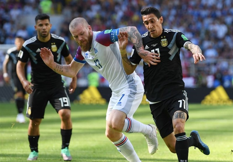 Iceland Thwart Argentina on World Cup Debut