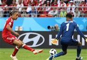 FIFA World Cup: Peru 0-1 Denmark