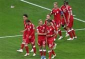 الدنمارک تفاجئ البیرو بهدف وحید