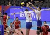 لیگ ملتهای والیبال ایران در جدالی نزدیک مغلوب شاگردان پیشین کولاکوویچ شد + تصاویر