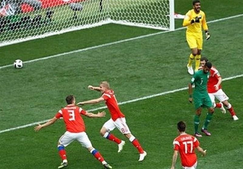 روس کے ہاتھوں شرمناک شکست پر سعودی فیڈریشن کا فٹبالرز کیلئے سزا کا اعلان