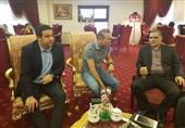 جلسه گلمحمدی با مدیران باشگاه پدیده