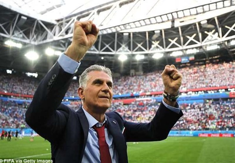 Iran Can Do Super Things: Carlos Queiroz
