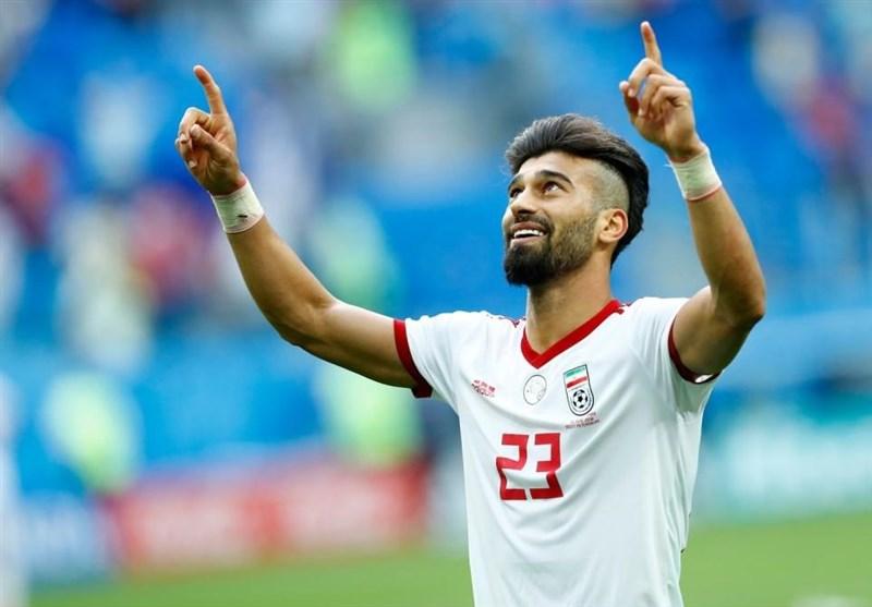 گزارش خبرنگار اعزامی تسنیم از روسیه رضاییان: جام جهانی اتفاق خیلی خوبی بود/ طارمی تلاش زیادی کرد تا به اینجا برسد