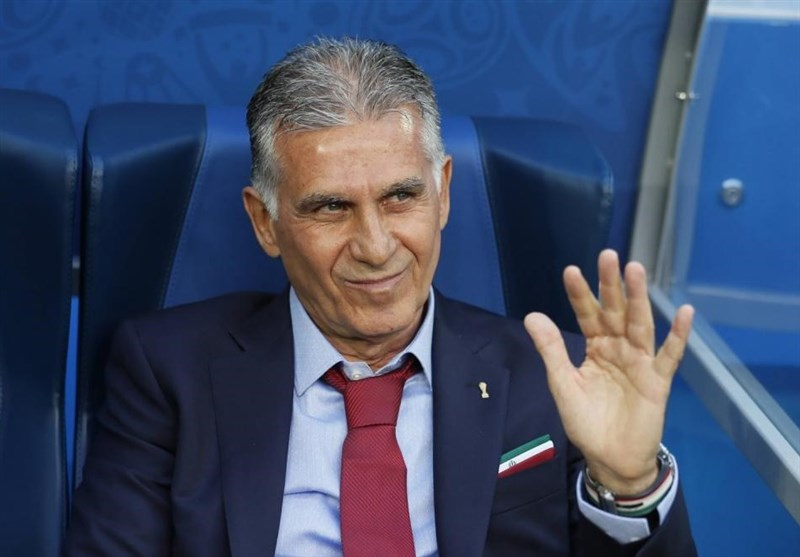 Iran Deserved More against Spain: Carlos Queiroz
