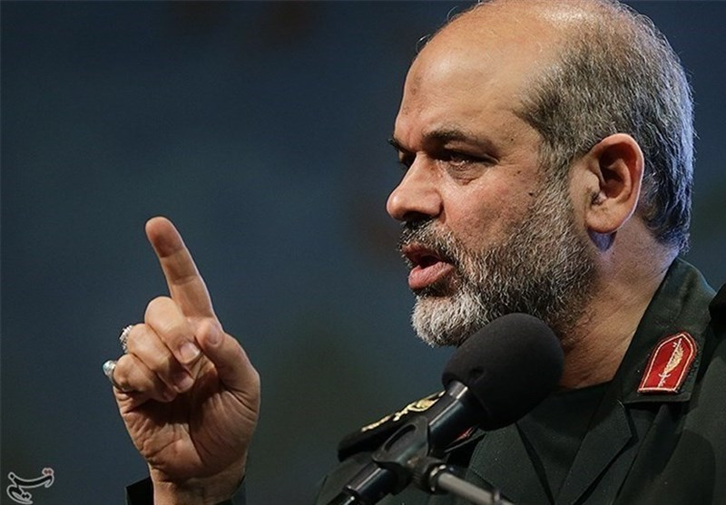 جنرل وحیدی: امریکہ و شمالی کوریا کے تعلقات کا مثبت مستقبل نہیں ہوگا/ اسرائیل پر اپنی سلامتی کا خوف سوار ہی رہیگا