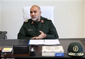مصاحبهتسنیم با سردار علی نصیری فرمانده حفاظت سپاه