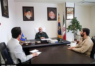 """اختصاصی: اولین گفتگوی فرمانده جدید حفاظت سپاه: حفاظت از مسئولان در برابر """"حملات بیوتروریسم""""/ دانشمندن هستهای و مقامات خارجی چگونه محافظت میشوند؟"""