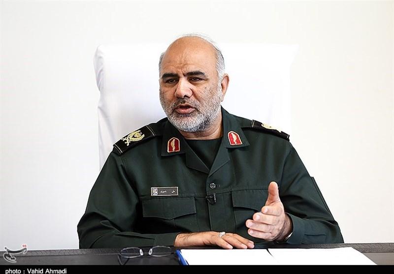 اختصاصی|سردار نصیری: مسئولیت جدیدی در سپاه خواهم گرفت/ آرزویم شهادت در لباس پاسداری است