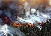تحولات فلسطین|وقوع آتشسوزیهای گسترده در شهرکهای صهیونیستنشین