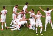 جامجهانی 2018| صربستان با فرصتطلبی 3 امتیاز اول را گرفت/ کاستاریکا دست خالی ورزشگاه «سامارا»را ترک کرد