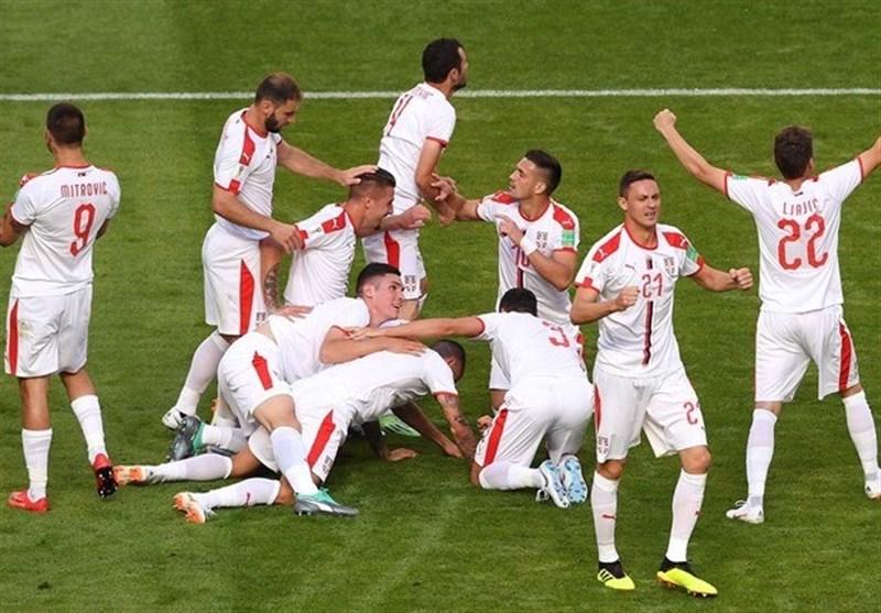 Costa Rica vs Serbia: Aleksandar Kolarov Ccores Stunning Free-Kick