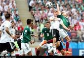 جام جهانی 2018 | شکست آلمان مقابل مکزیک به روایت تصویر