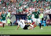 جام جهانی 2018| شکست مدافع عنوان قهرمانی مقابل مکزیک/ قضاوت خوب فغانی در دیداری جذاب