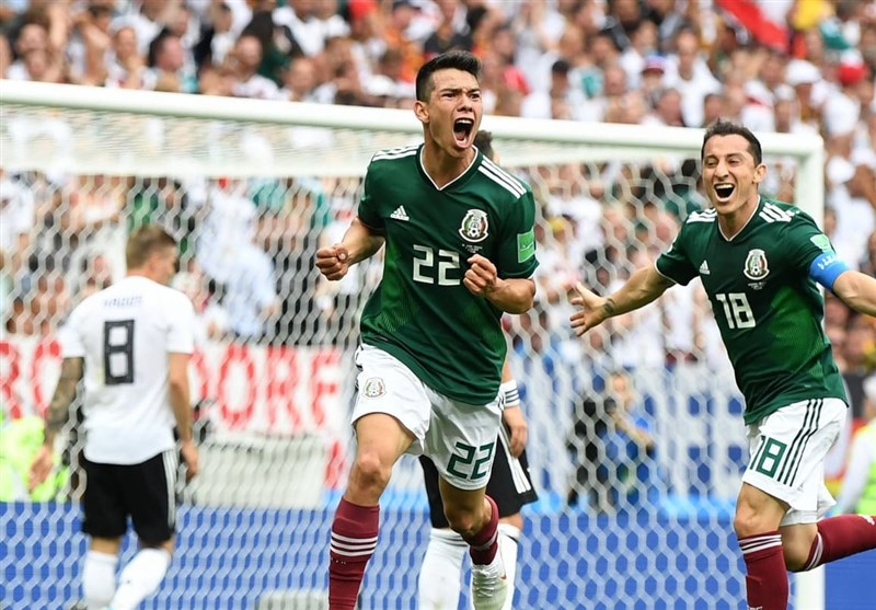 World Cup 2018: Holders Germany Beaten by Mexico