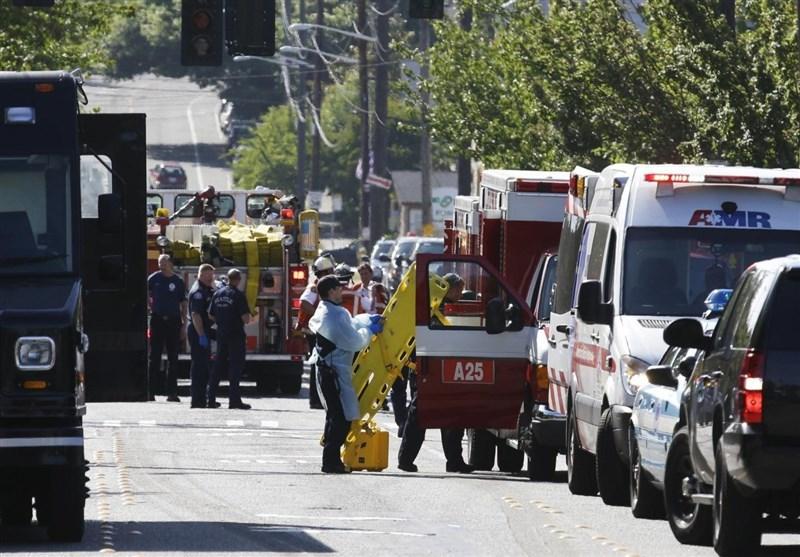 "20 مصابا فی إطلاق نار بولایة ""نیوجیرسی"" الأمریکیة"