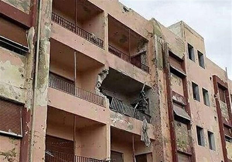 Teröristler, Kuneytra Eyaletinde Yerleşim Bölgelerine Saldırdı